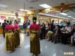 高雄7國新移民姊妹 編織包包聯誼