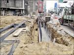 挖到福安坑溪磚仔橋遺構? 台南文資處初步排除