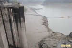 石門水位回升近1.5公尺 水情仍吃緊