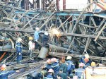 《TAIPEI TIMES 焦點》 FPG says collapse at Vietnamese steel complex kills 12