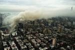 紐約曼哈頓公寓爆炸起火倒塌 已知30人傷