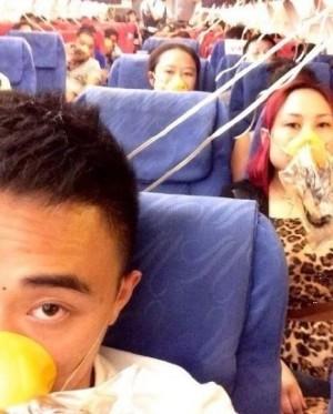 機瘟蔓延 泰國東方航空迫降昆明機場