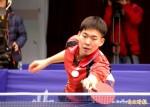 「非洲殺手」黃聖盛 勇闖西班牙桌球公開賽16強