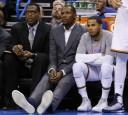 NBA》「雷帝」杜蘭特 本季確定報銷