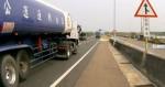 離譜!小貨車在快速道路逆向下匝道