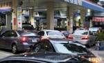 中油宣布︰汽、柴油價 明晨零時起調漲0.5元