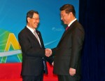 《TAIPEI TIMES 焦點》 Siew delivers message to Xi as Boao Forum opens