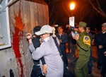 《TAIPEI TIMES 焦點》 M503 protest ends in scuffles, fines
