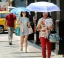 陽光露臉好天氣 颱風短期內無影響