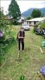 80歲阿嬤 勇擒2米南蛇