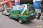 郵務車違停被開單 交通隊長被打臉