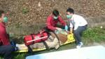 老翁穿越軌道 遭莒光號撞擊身亡