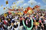 沒有跳奶舞 「正港熱鬧」來台南看就對了!