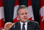加拿大央行總裁:油價暴跌拖累加國經濟