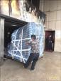 蔣介石銅像 退出文化中心