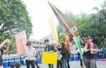 《TAIPEI TIMES 焦點》 Groups accuse government of M503 route deal