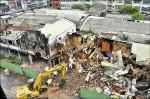 拆除東門市場 2週內完成