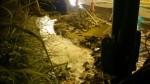 不是缺水嗎? 燕巢水管挖破4小時沒人理