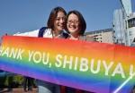 同志結婚 東京涉谷立法保障權益
