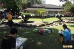台東縣長公館百歲慶 變身寶蛋遊戲樂園