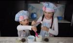 8歲小蘿莉網上教烹飪  月賺400萬