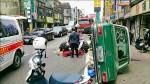 台灣最美的風景 「撞」見眾人抬車救命
