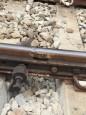 南靖車站南下鋼軌斷裂 台鐵初步排除人為