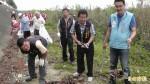 大里5百志工齊淨溪 清出1.3噸垃圾