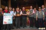 延續300年歷史!上帝廟邀請媽祖和觀音佛祖作客