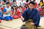 三重高中「欖仁祭」 日本文化鮮體驗