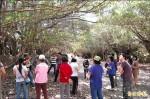 長勝營區綠隧開講 為保留原貌發聲