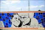 十面牆畫一生 紀念喜樂阿嬤
