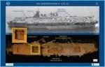 二戰退役航母 沉64年後仍像隨時準備啟程