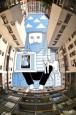 在法國插畫家巧手下 天空成了最佳畫布!