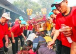 《TAIPEI TIMES 焦點》 Matsu devotees prepare to start on 330km pilgrimage