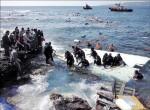義外海沉船載950人 300人鎖死在船艙