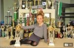 9歲女童打下117項武術獎 志當成龍第二
