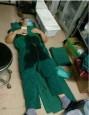 醫師連續23小時手術累倒 仍苦撐看病人報告