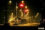 中科二林大道 370餘路燈比車多