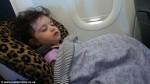 小題大做?1歲半童哭鬧 全家人被趕下飛機