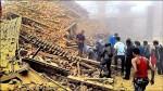 尼泊爾7.9強震 1457人亡