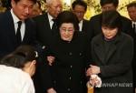 金正恩親筆信邀請 南韓前總統遺孀下月訪北韓