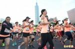 路跑》1萬8千個妹征服台北 NIKE女子半馬今晨起跑