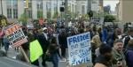 控警執法不當 美巴爾的摩千人示威失控