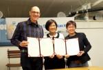 資策會、矽谷知名加速器  簽署MOU