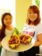 配合台南鳳梨好筍季 新化區推美食節