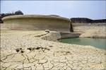 南化水庫「乾」著急 水位破160米
