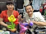 柑仔店結緣 輪椅伴侶有愛無礙