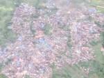 尼泊爾震央災區曝光 村落慘遭土石流滅村