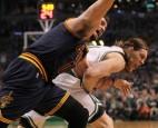 NBA》火爆第4戰勝出 騎士直落四晉級